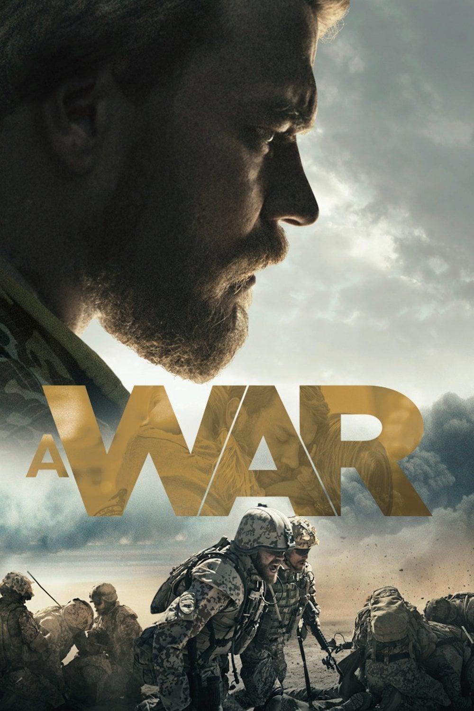 """Plakat von """"A War"""""""