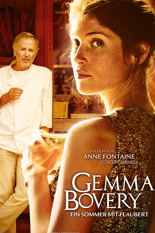 """Plakat von """"Gemma Bovery - Ein Sommer mit Flaubert"""""""