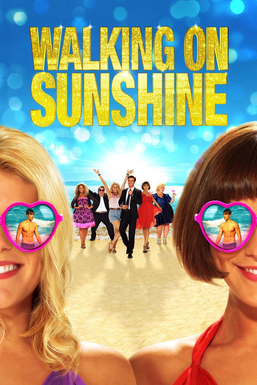 """Plakat von """"Walking on Sunshine"""""""