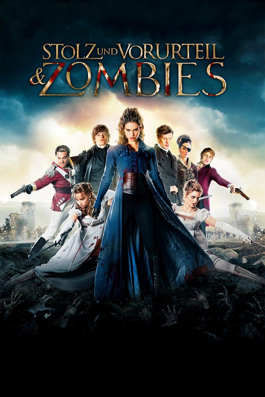 """Plakat von """"Stolz und Vorurteil & Zombies"""""""