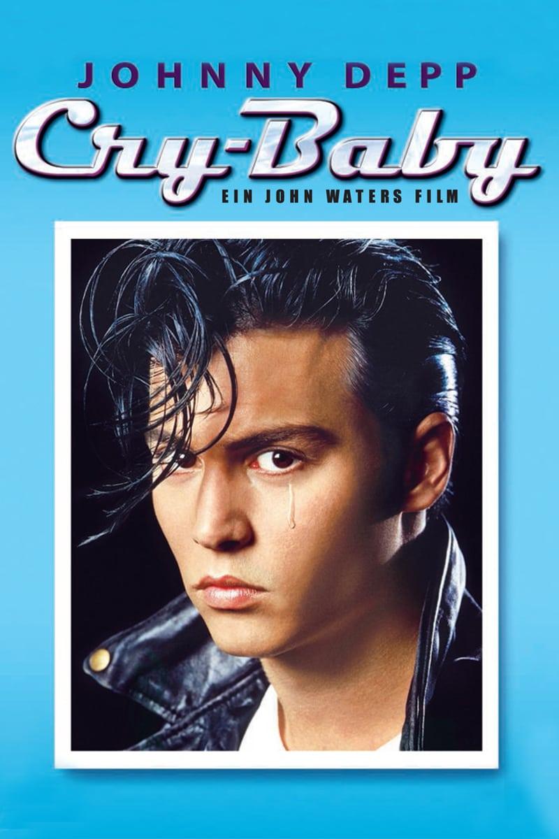 """Plakat von """"Cry-Baby"""""""