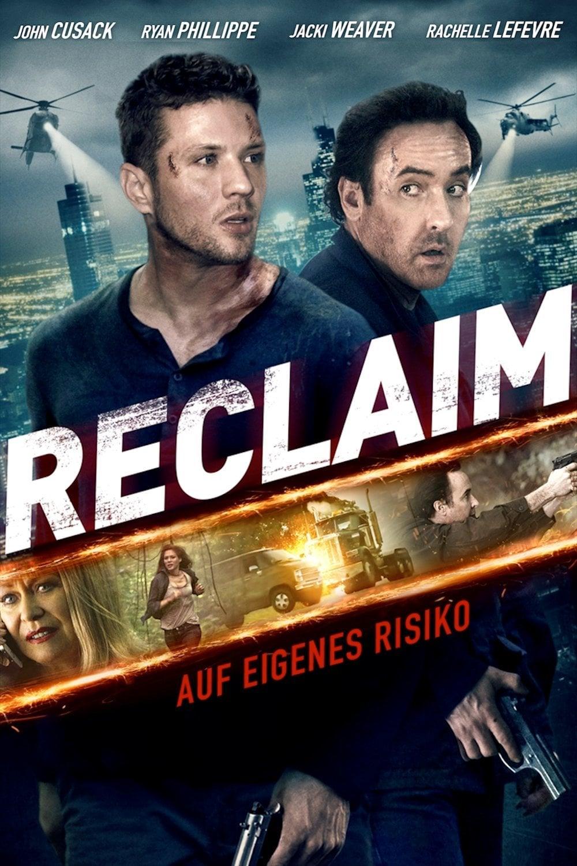 """Plakat von """"Reclaim"""""""
