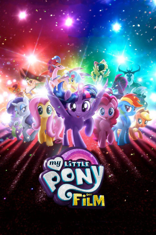 """Plakat von """"My Little Pony: Der Film"""""""