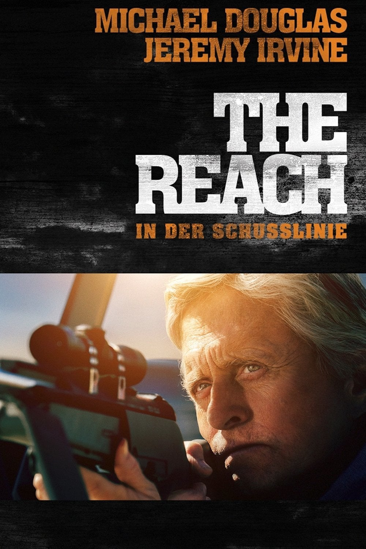 """Plakat von """"The Reach - In der Schusslinie"""""""