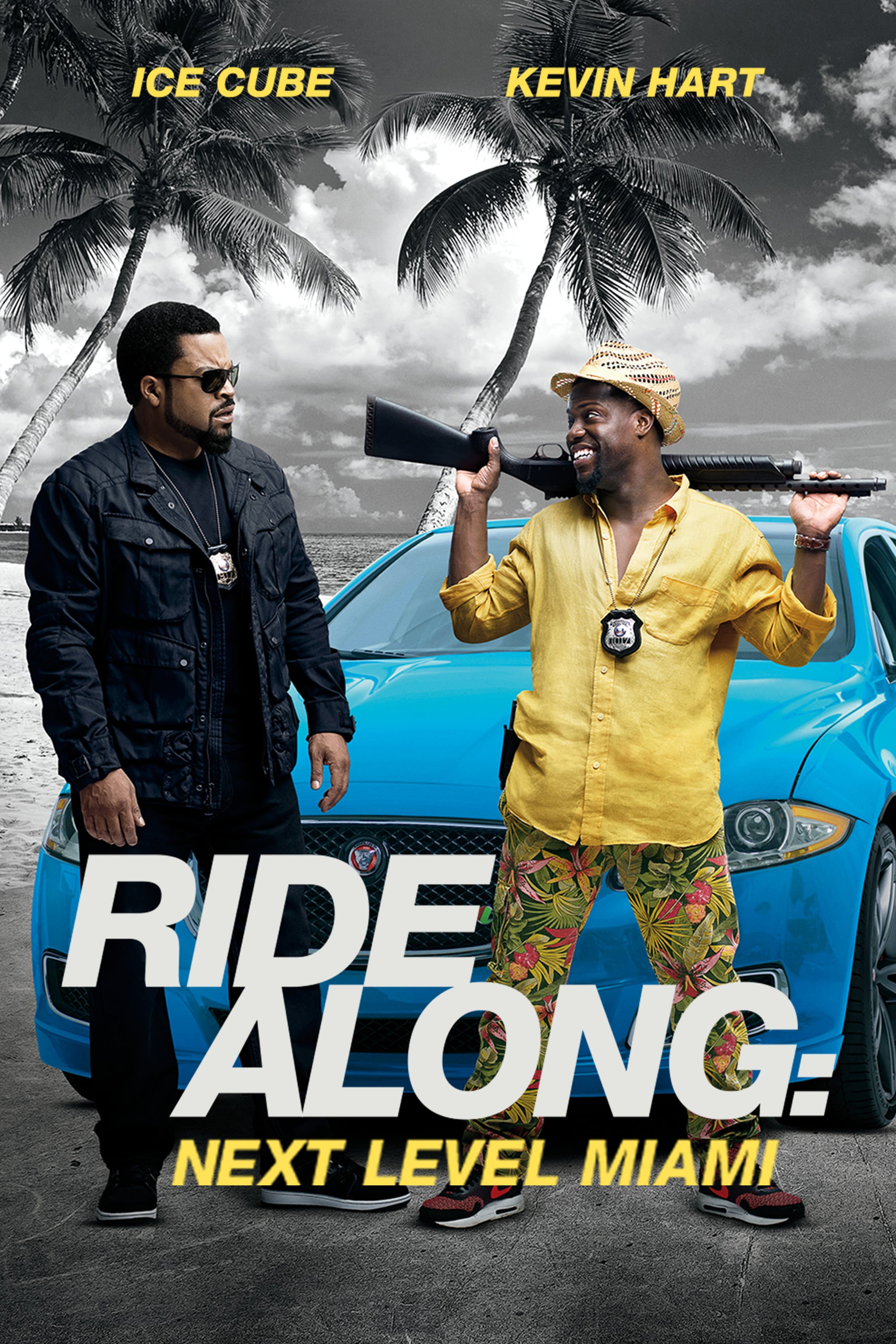 "Plakat von ""Ride Along : Next Level Miami"""