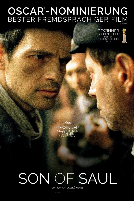 """Plakat von """"Son Of Saul"""""""