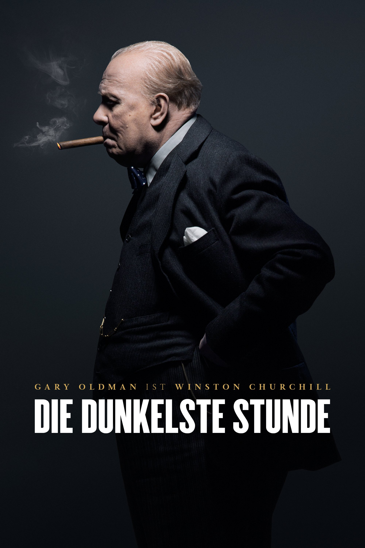 """Plakat von """"Die dunkelste Stunde"""""""