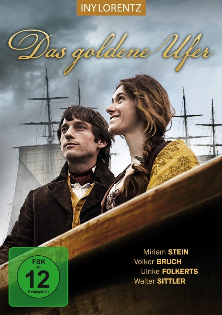 """Plakat von """"Das goldene Ufer"""""""