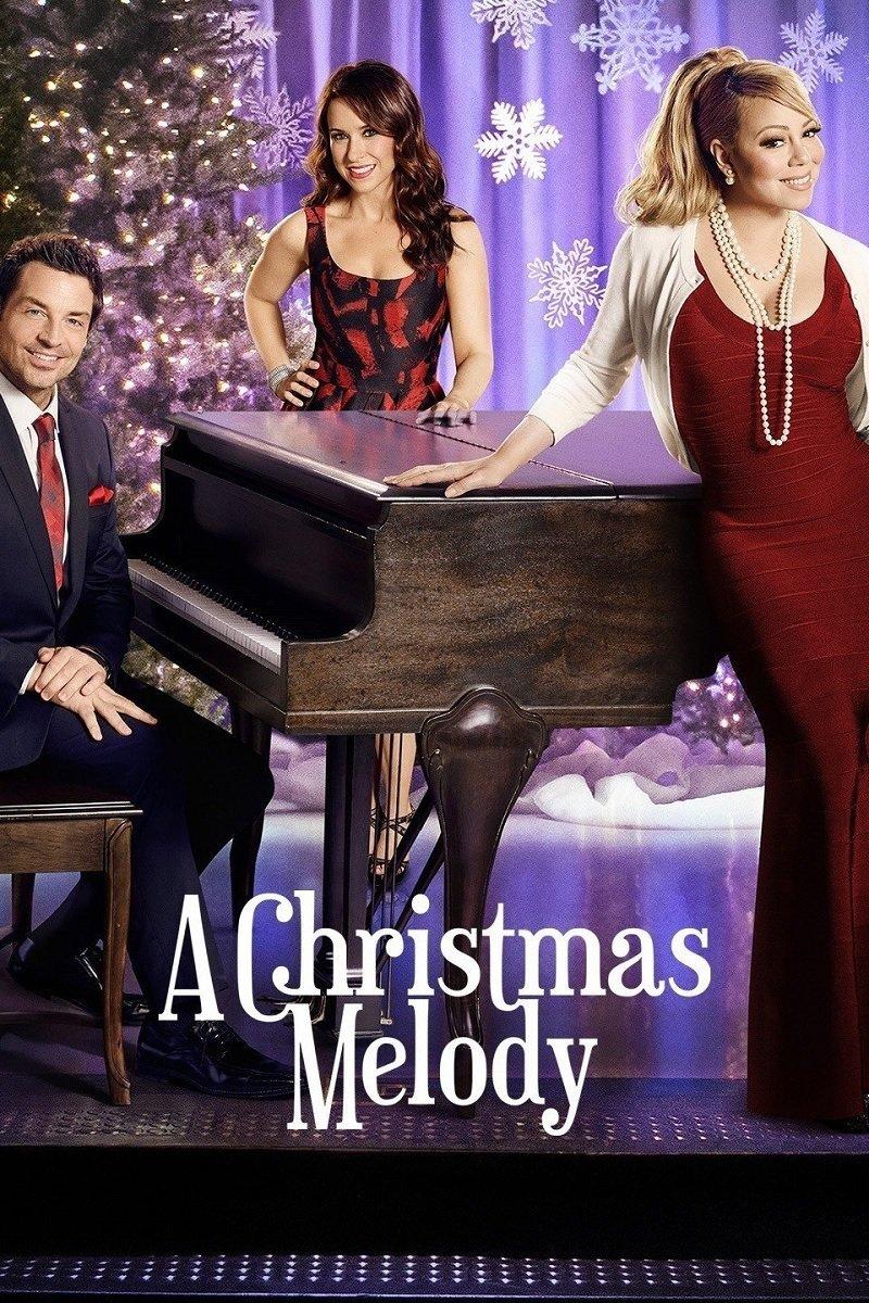 "Plakat von ""A Christmas Melody"""