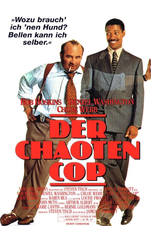 """Plakat von """"Der Chaoten-Cop"""""""