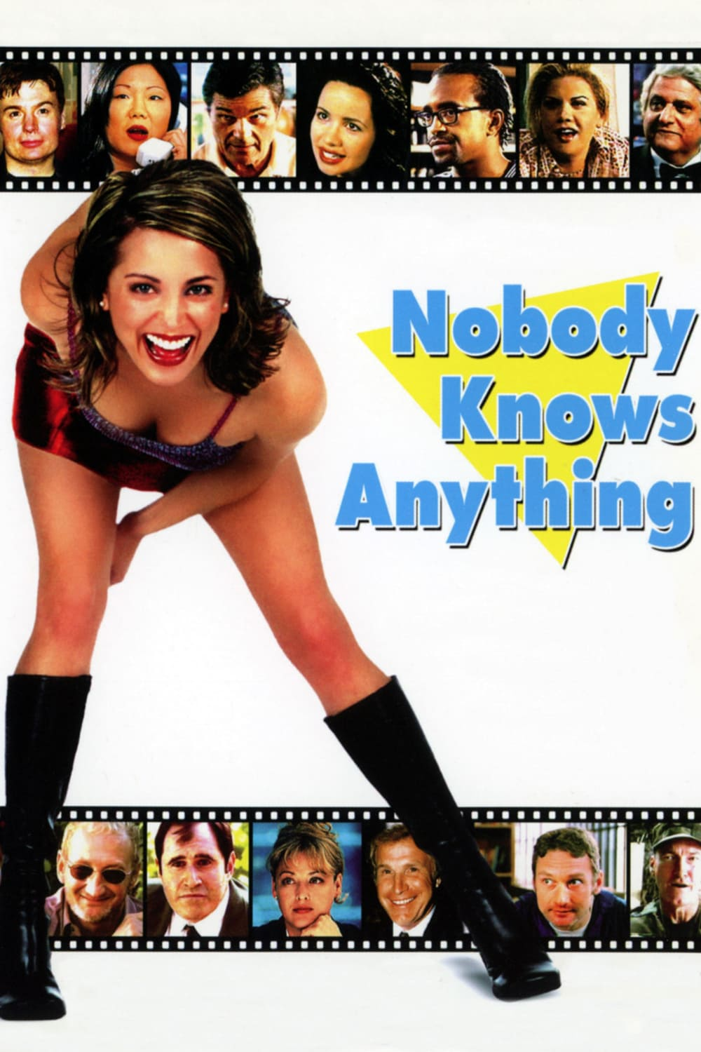 "Plakat von ""Nobody Knows Anything!"""