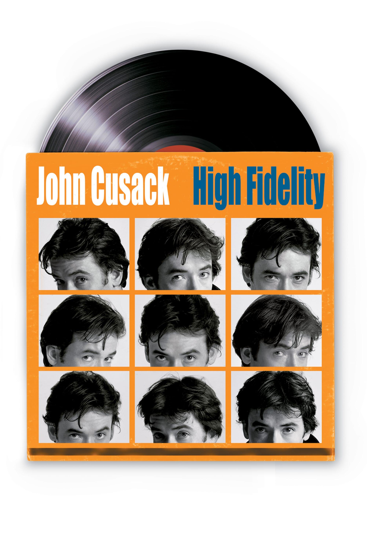 """Plakat von """"High Fidelity"""""""