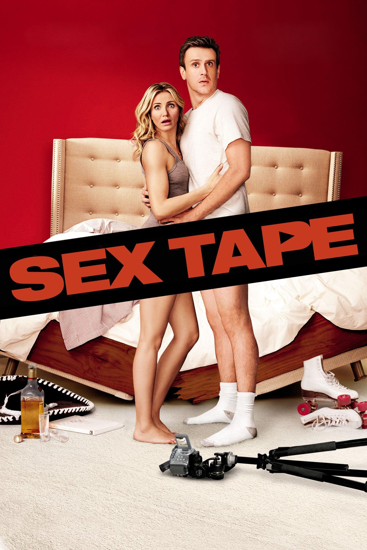 """Plakat von """"Sex Tape"""""""