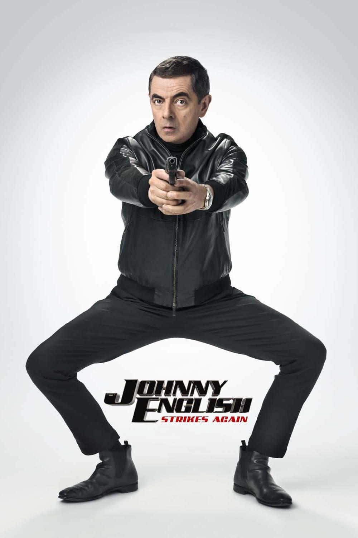 """Plakat von """"Johnny English: Man lebt nur dreimal"""""""
