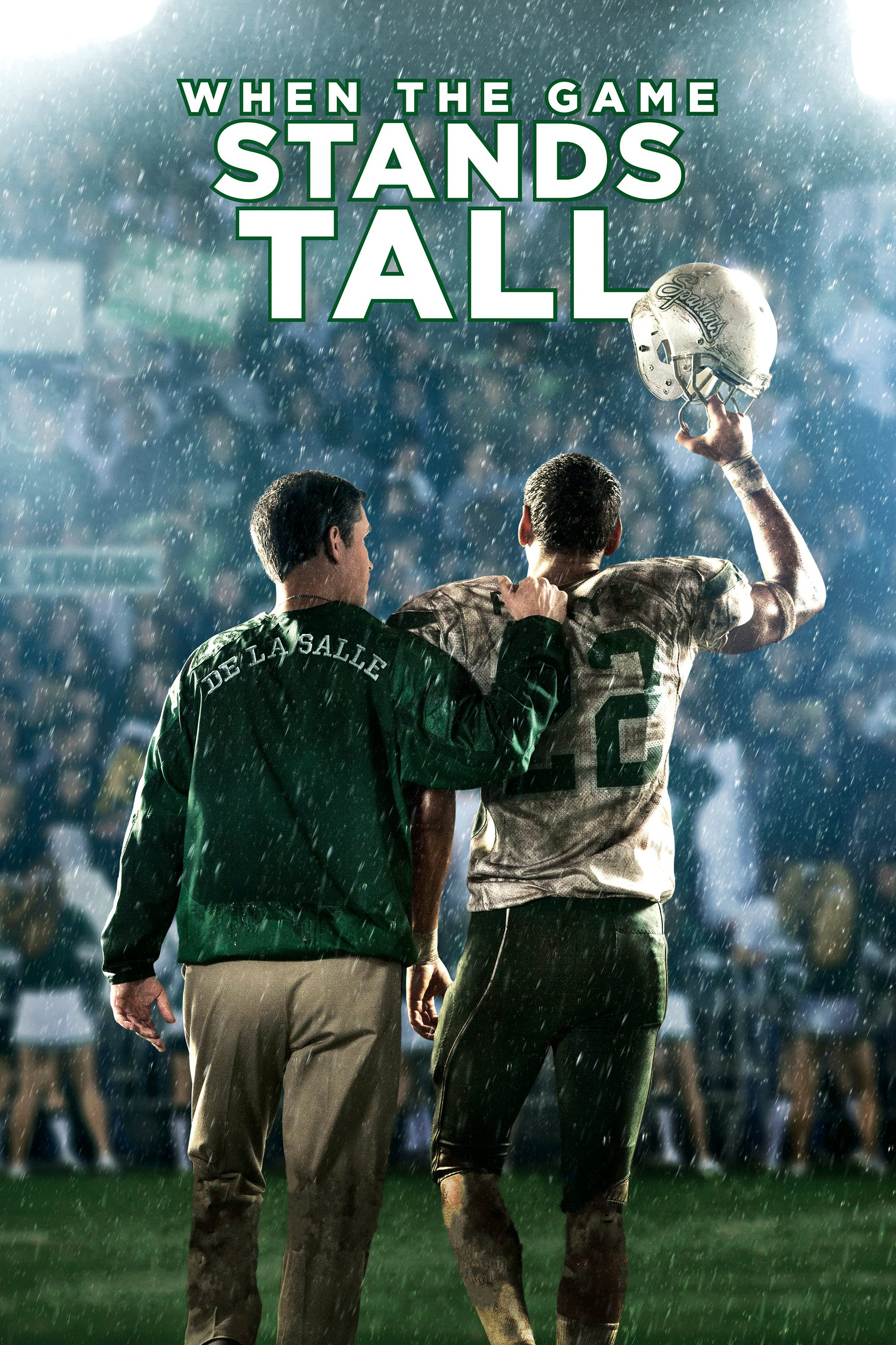 "Plakat von ""When the Game Stands Tall"""