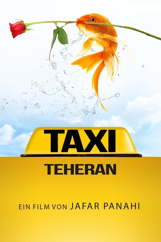 """Plakat von """"Taxi Teheran"""""""