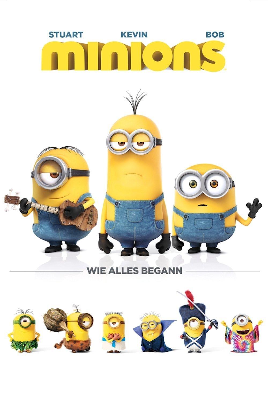 """Plakat von """"Minions"""""""