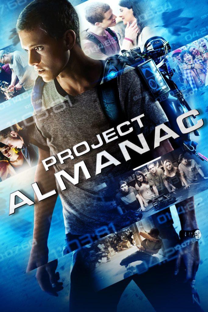 "Plakat von ""Project Almanac"""