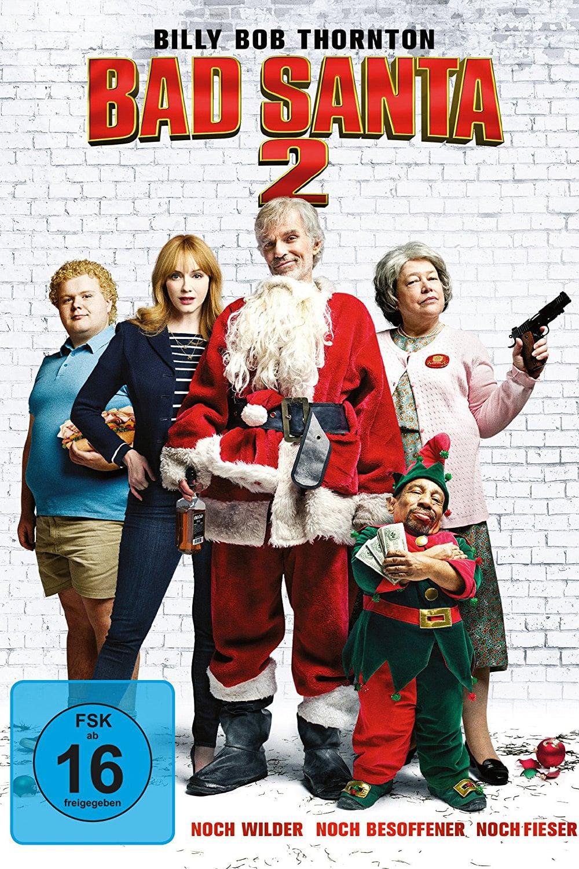 """Plakat von """"Bad Santa 2"""""""