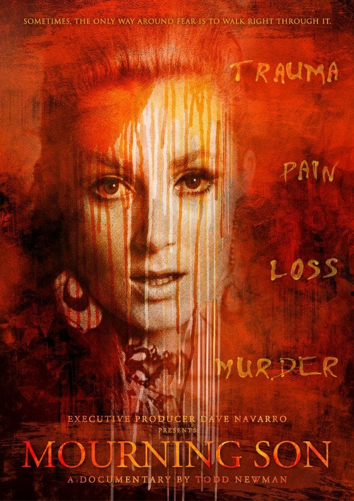 """Plakat von """"Mourning Son"""""""