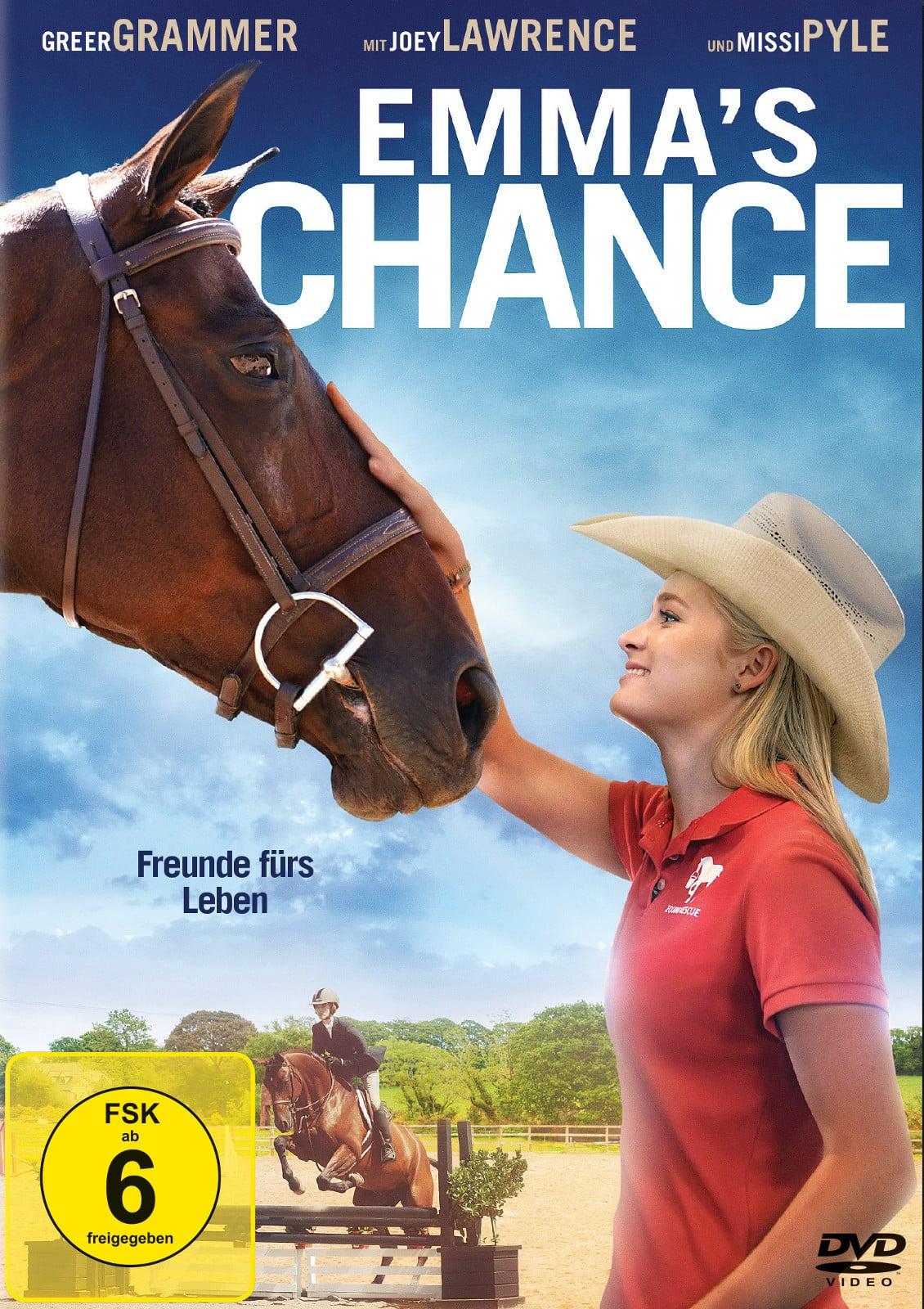 """Plakat von """"Emma's Chance"""""""