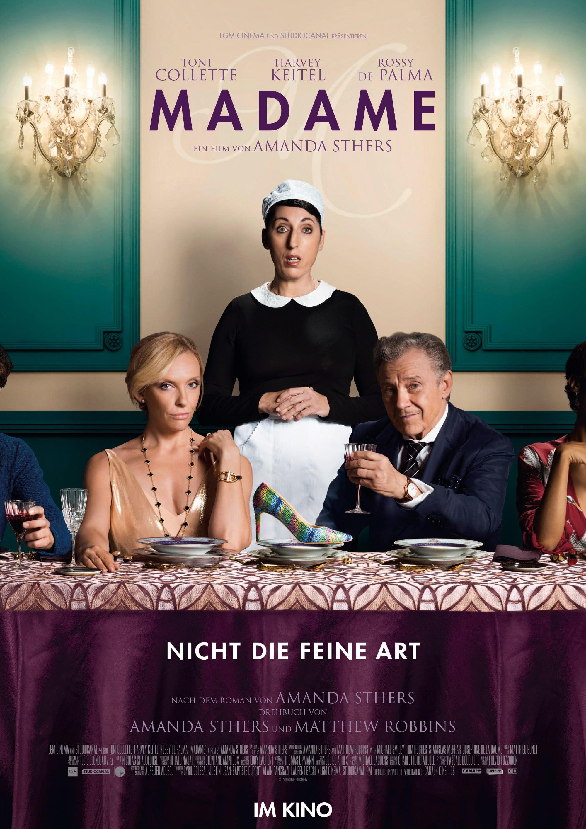 """Plakat von """"Madame"""""""