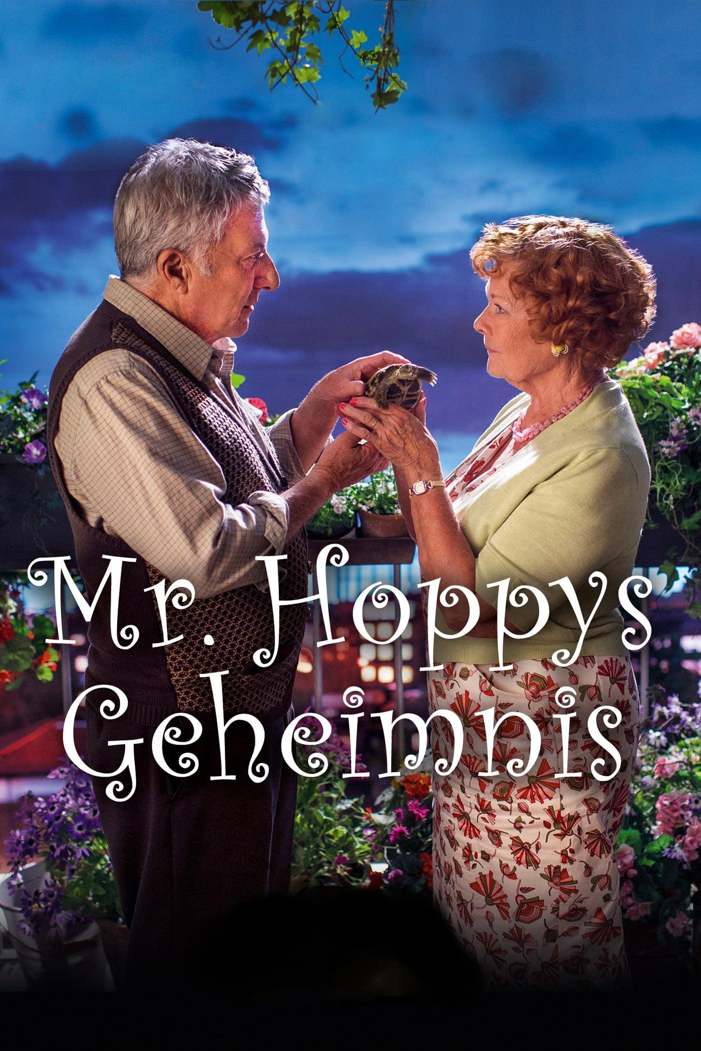 """Plakat von """"Mr. Hoppys Geheimnis"""""""