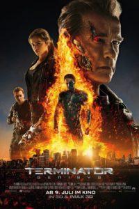 Plakat von Terminator 5