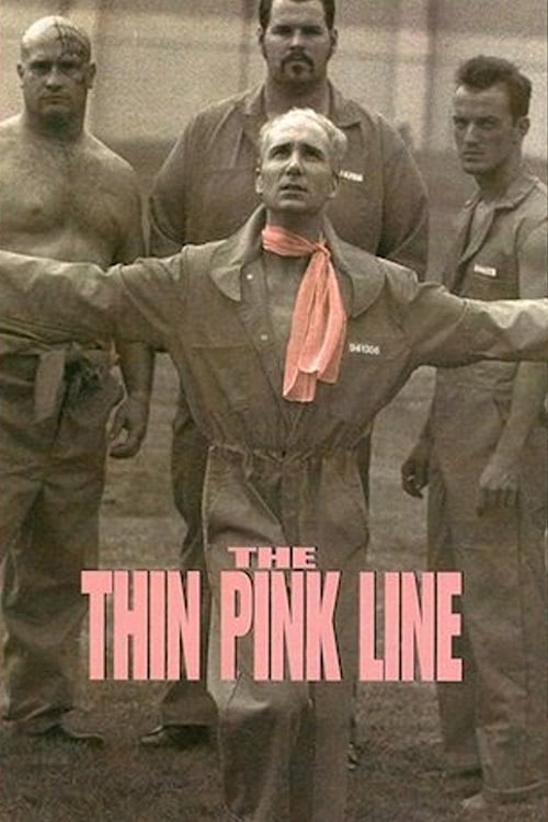 "Plakat von ""The Thin Pink Line"""