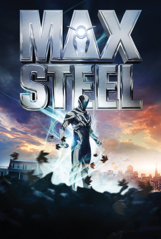 """Plakat von """"Max Steel"""""""