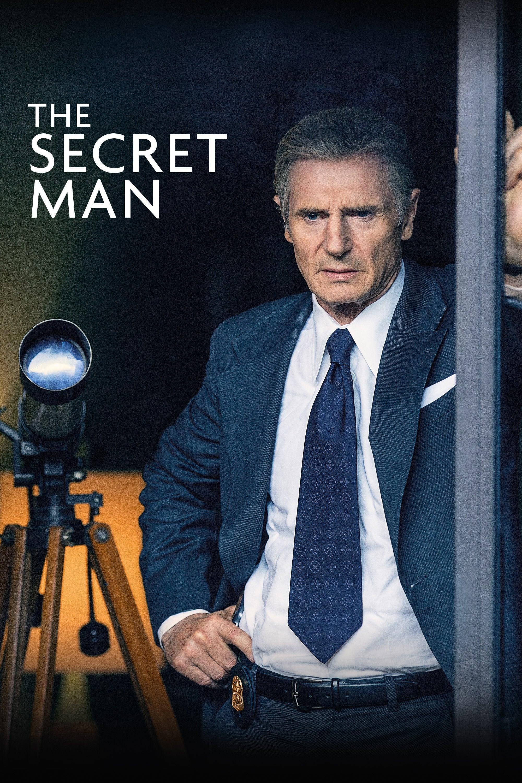 """Plakat von """"The Secret Man"""""""