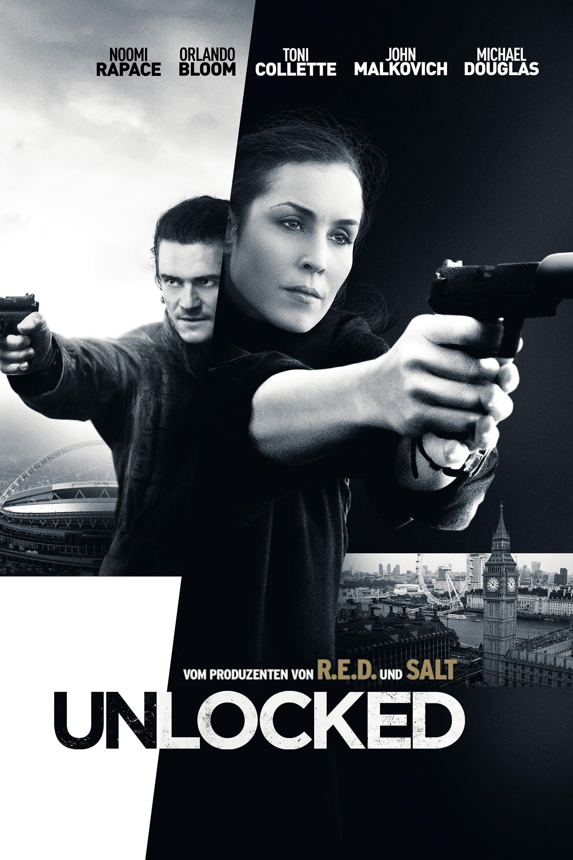 "Plakat von ""Unlocked"""