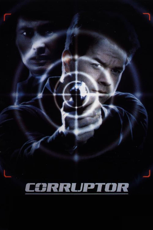 """Plakat von """"Corruptor - Im Zeichen der Korruption"""""""