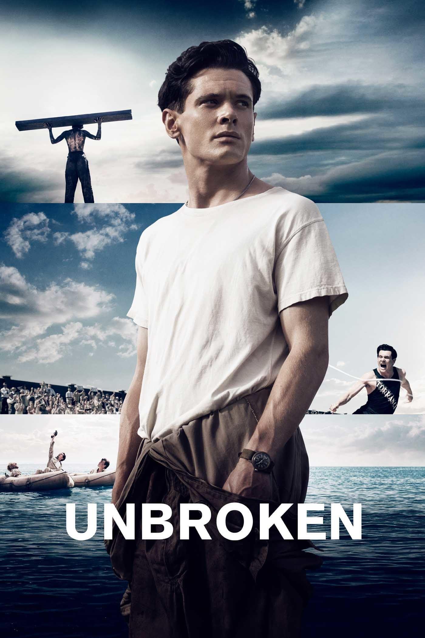 """Plakat von """"Unbroken"""""""