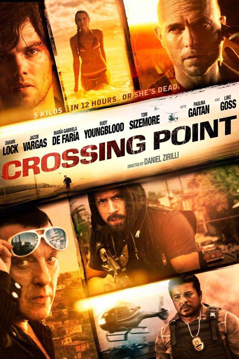 """Plakat von """"Crossing Point"""""""