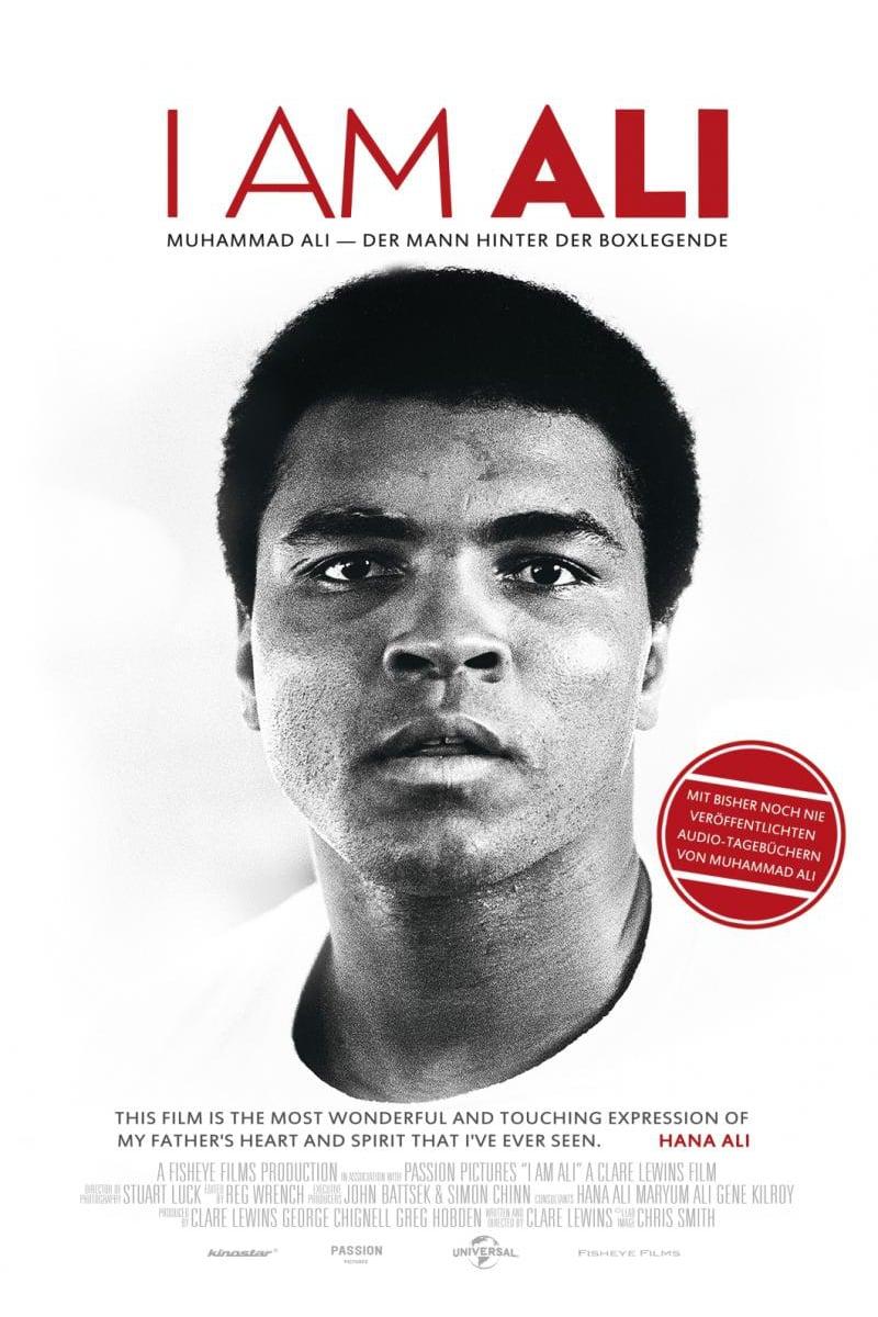 """Plakat von """"I Am Ali"""""""