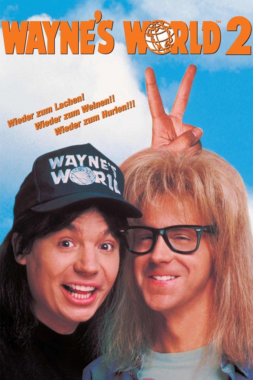 """Plakat von """"Wayne's World 2"""""""