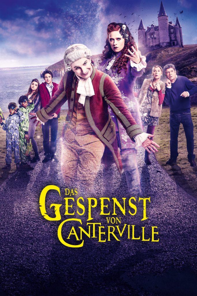 """Plakat von """"Das Gespenst von Canterville"""""""