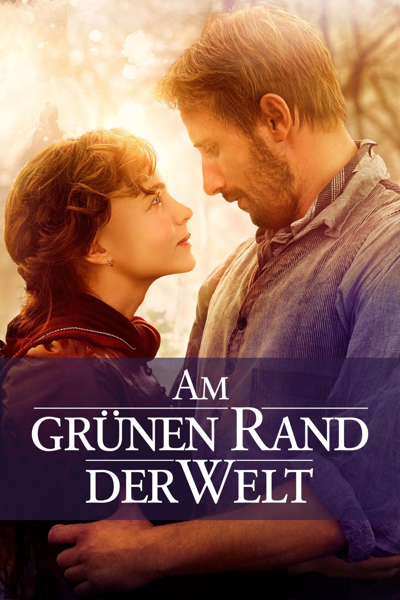 """Plakat von """"Am grünen Rand der Welt"""""""