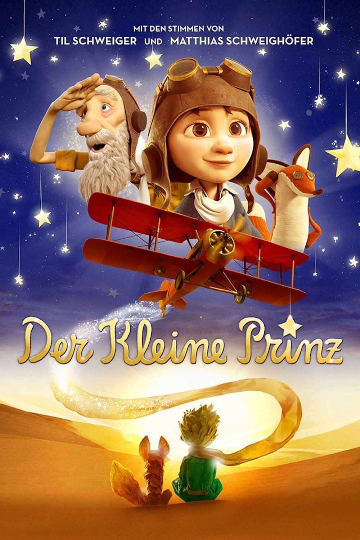 """Plakat von """"Der kleine Prinz"""""""