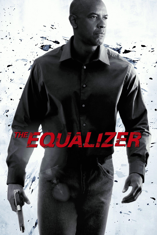 """Plakat von """"The Equalizer"""""""