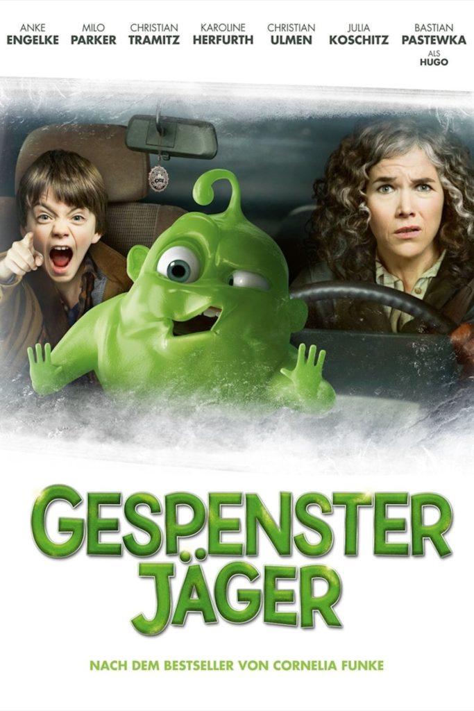 """Plakat von """"Gespensterjäger"""""""