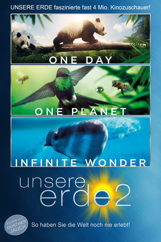 """Plakat von """"Unsere Erde 2"""""""