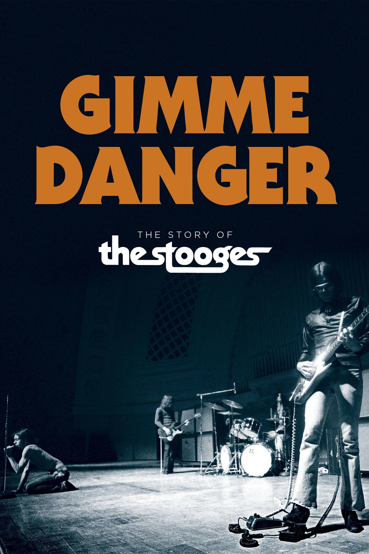 """Plakat von """"Gimme Danger"""""""