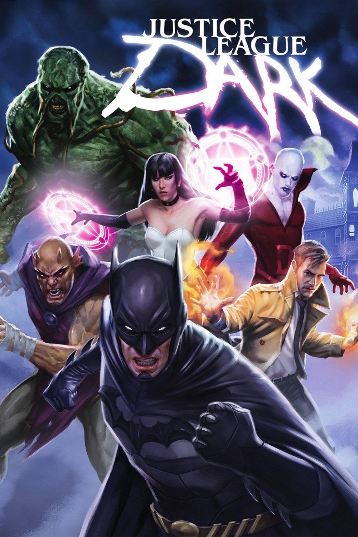 """Plakat von """"Justice League Dark"""""""