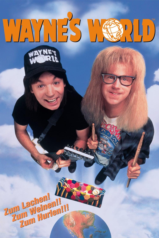 """Plakat von """"Wayne's World"""""""