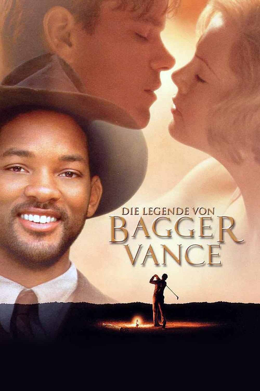 """Plakat von """"Die Legende von Bagger Vance"""""""