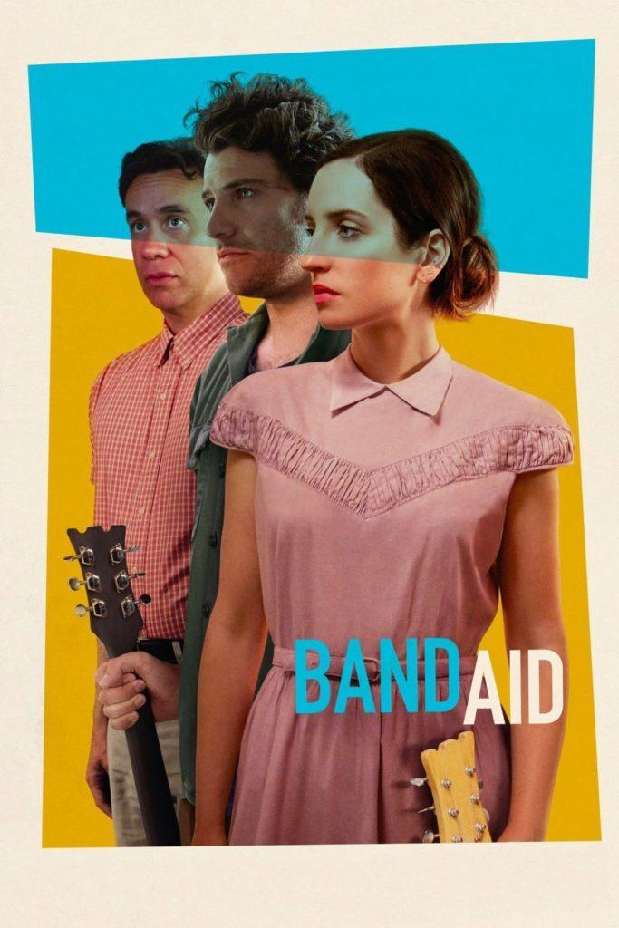 """Plakat von """"Band Aid"""""""