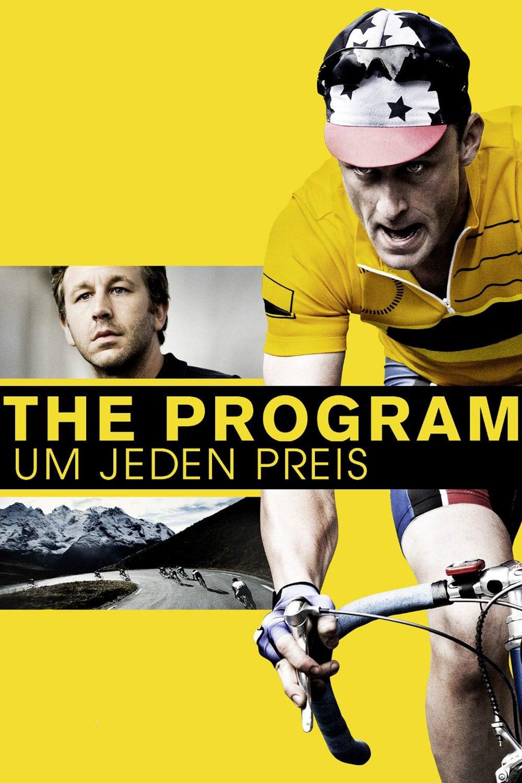 """Plakat von """"The Program – Um jeden Preis"""""""