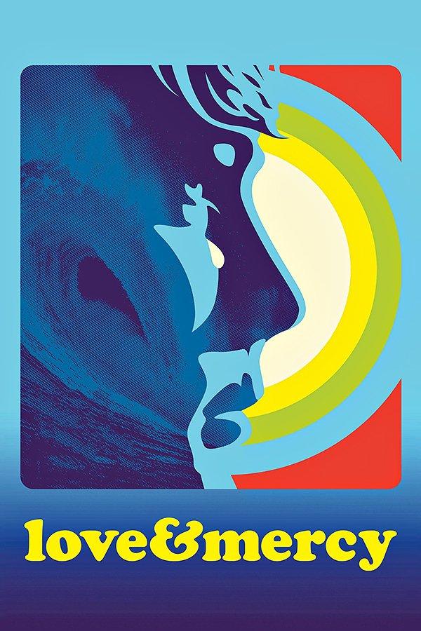 """Plakat von """"Love & Mercy"""""""